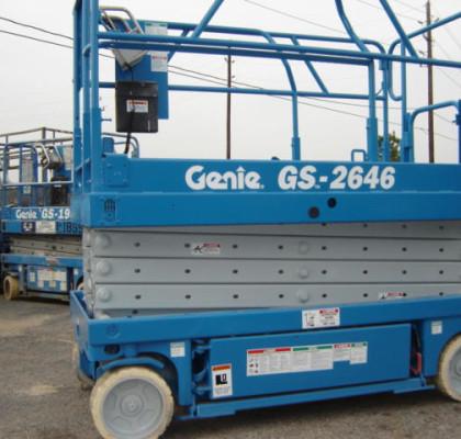 Genie GS – 2646