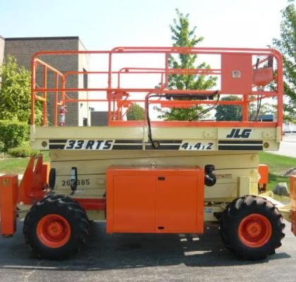 JLG 33 RTS